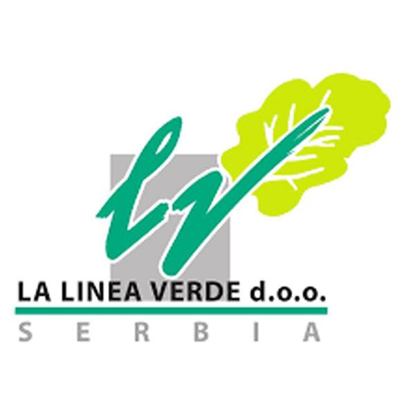 Logo la linea verde Serbia